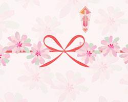 可愛いのし紙テンプレート熨斗紙素材館